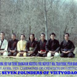 Storia delle Arti del Grand Master Phan Hoang (prima parte)