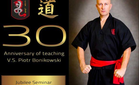 Trentesimo anniversario di insegnamento del Maestro Tue Chu